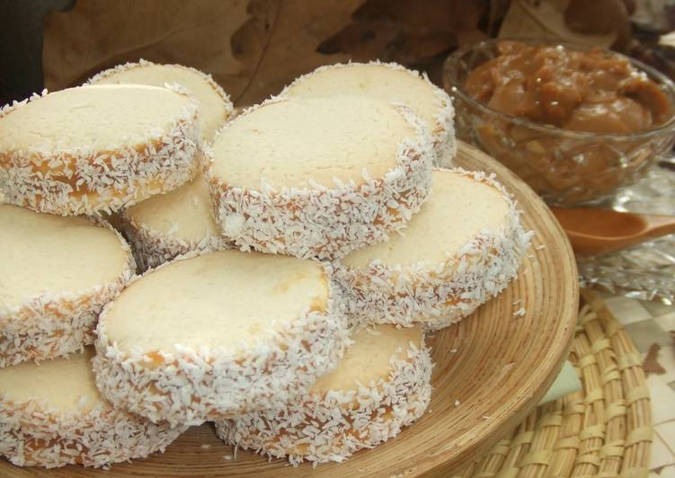 Alfajores De Maicena Argentinos Receta De Cuqui Bastida Cookpad