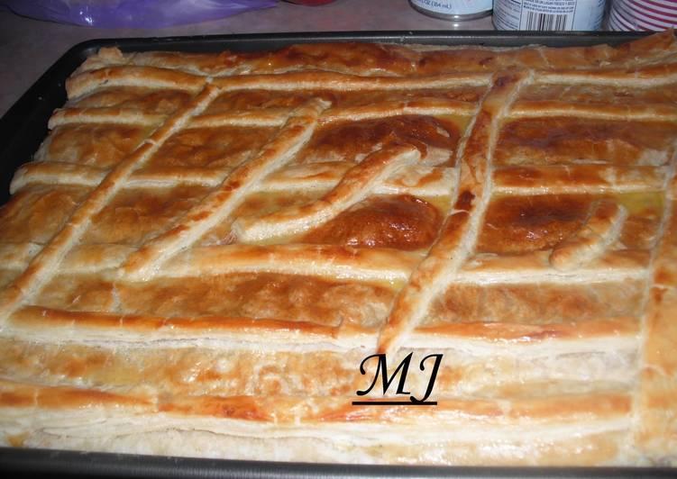 Empanada de marlin ahumado