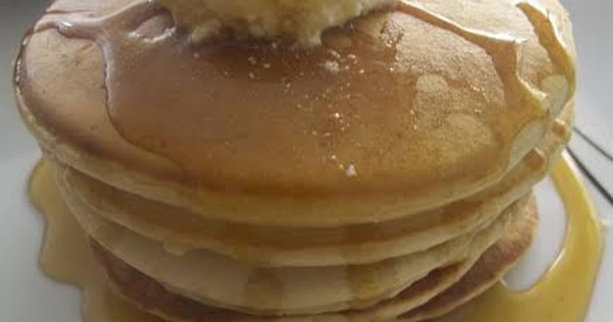 qué significa pancake en español