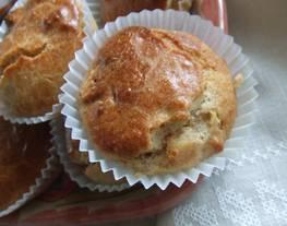 Muffins al parmesano