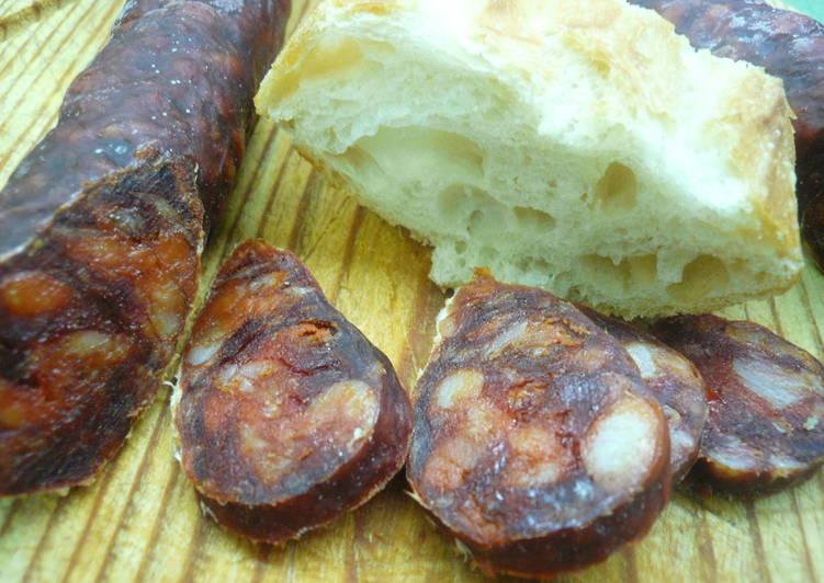 Cómo Hacer Chorizos Caseros Receta De Milandebrera Cookpad