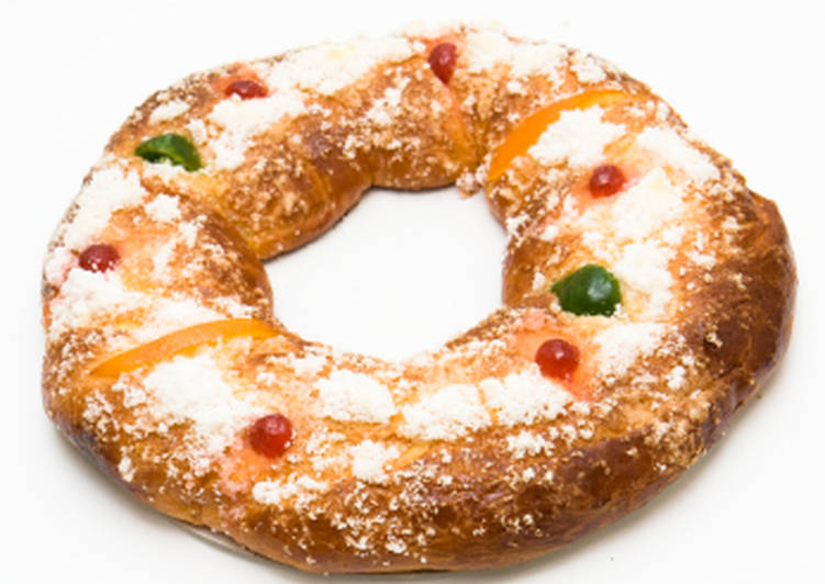 Roscón De Reyes Sin Gluten Receta De Sin Gluten Cookpad
