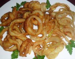 Calamares de campo fritos