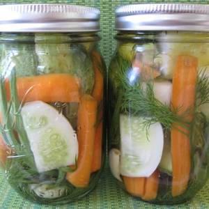 Cómo preparar pickles