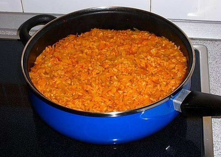 Kimchi Con Arroz Receta De Mis Recetas Cookpad