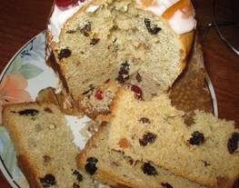 Pan dulce navideño de harina Pureza con levadura