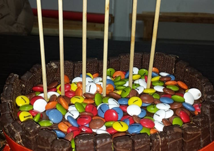 Tarta De Huesitos Receta De Puriña Cookpad