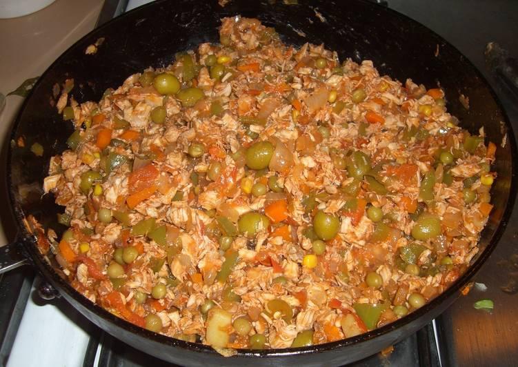 Tacos de Mantarraya Receta de Maggie- Cookpad