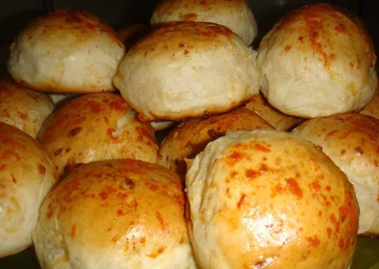 como se hace pan casero con queso
