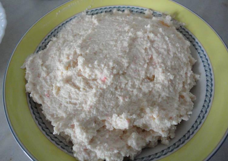 Paté De Surimi Y Queso Philadelphia Receta De Carmem Cookpad