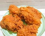 Ayam Crispy ala KFC langkah memasak 4 foto