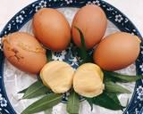 Trứng gà nướng bước làm 4 hình