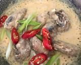 Ayam saus telur asin langkah memasak 6 foto