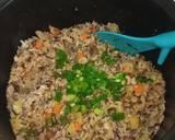 Takikomi Gohan (Nasi Liwet Jepang) langkah memasak 6 foto