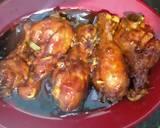 Ayam kecap mentega langkah memasak 6 foto