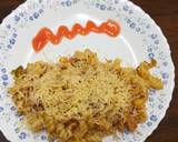 Cheese Macaroni#my kids favourite dish contest recipe step 5 photo