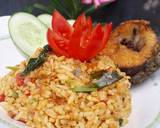 Nasi Goreng {Empok/Jagung } Rasa Soto langkah memasak 6 foto