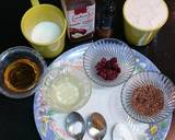 Vegan Whole Wheat Flax Seeds Cranberry Muffins recipe step 1 photo