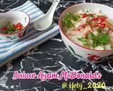 Bubur ayam McDonald's ala Rice Cooker langkah memasak 4 foto