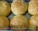 Cheese Bread simple langkah memasak 5 foto