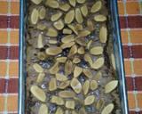 Brownies topping almond chocochip #PR_BrowniesDCC langkah memasak 6 foto