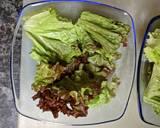 Garlic Pork Salad/Rice Bowl recipe step 16 photo