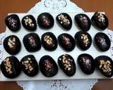 Kurma coklat isi kacang keju #KamisManis #BikinRamadanBerkesan langkah memasak 4 foto