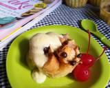 Bread Pudding langkah memasak 5 foto