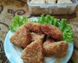Nugget Ikan Patin langkah memasak 8 foto