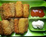 Nugget Jamur Tiram & Pokcoy step by step langkah memasak 9 foto