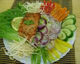 Veggie Salad with Salmon recipe step 2 photo