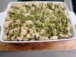 Glutén és tejmentes zöldborsós ragu rizzsel recept lépés 4 foto