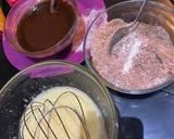 Cococrunch Maxx Chip Brownie langkah memasak 2 foto