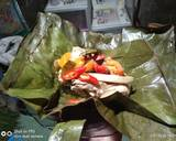 Garang asem Ayam (bungkus daun pisang) langkah memasak 5 foto