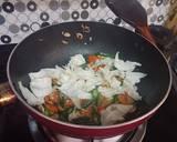 Mie Pentil (karet) Lombok Ijo langkah memasak 3 foto