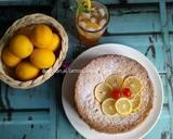 Lemon Olive Oil Cake langkah memasak 8 foto