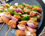 Chicken kebab recipe step 3 photo