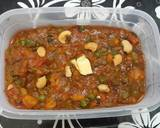 Pav bhaji recipe step 3 photo
