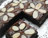 Chewy Brownies langkah memasak 9 foto