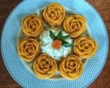 Bolu Tiwul Gula Jawa langkah memasak 5 foto