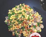 Tumis capcay kacang polong jamur jagung baso #homemadebylita langkah memasak 4 foto