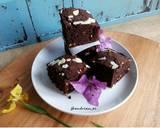 Brownies Panggang Putih Telur (Tanpa Pengembang) langkah memasak 9 foto