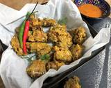 Besan Pakora recipe step 4 photo