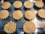 Glutén- és tejmentes csokis, kelt kosárkák recept lépés 5 foto