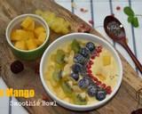 Go Mango Smoothie Bowl langkah memasak 3 foto