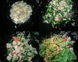 Tumis Pare Bunga Pepaya Rebon langkah memasak 3 foto