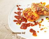 صورة الخطوة 3 من وصفة Fried crispy chicken with chocolate sauce
