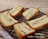 246. Chiffon Cake Tape langkah memasak 21 foto