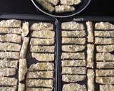 Roti Kering Keju langkah memasak 3 foto