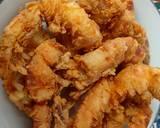 Udang Siram Cabe langkah memasak 5 foto
